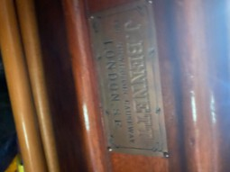 Antique Antique Snooker Table - John Bennett of London