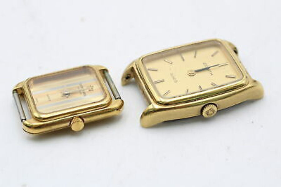 Antique 4 x Quality Ladies WRISTWATCHES / HEADS Quartz Inc. Zenith, Tissot Etc