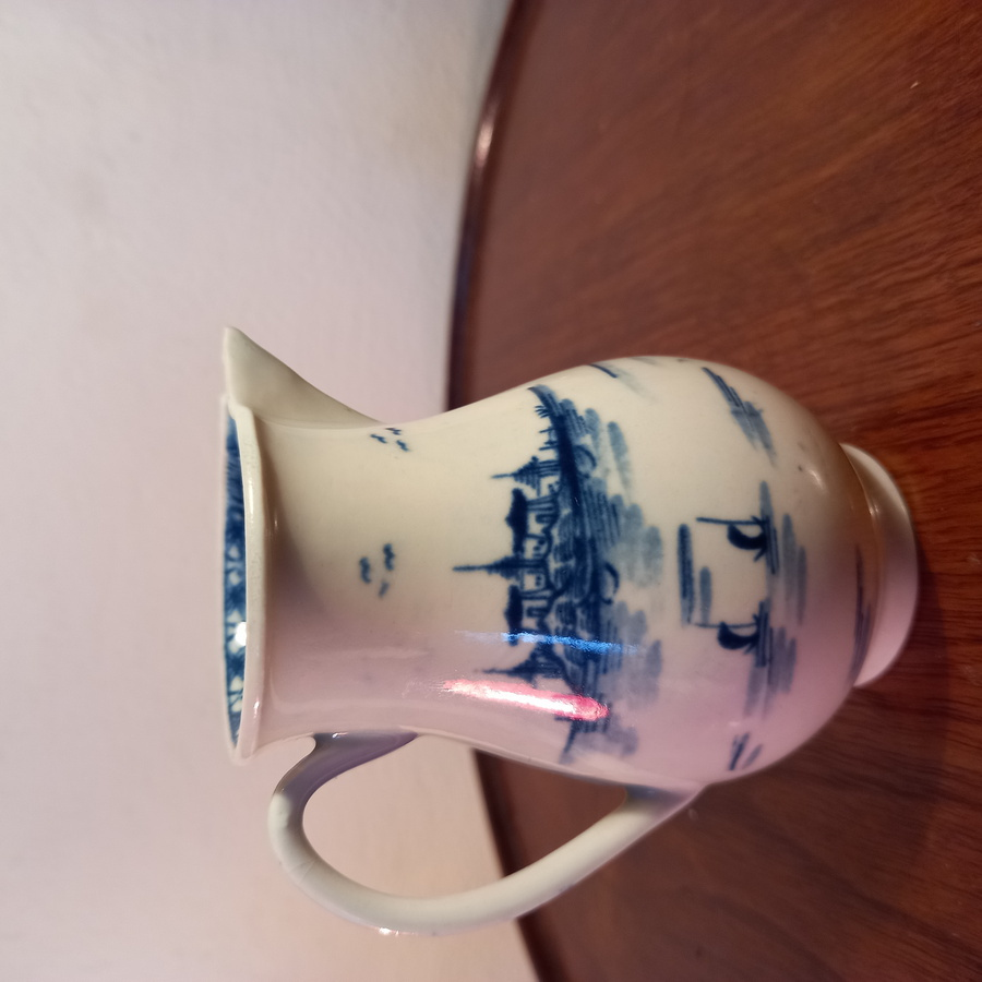 Antique First Period Dr Wall Cream Jug