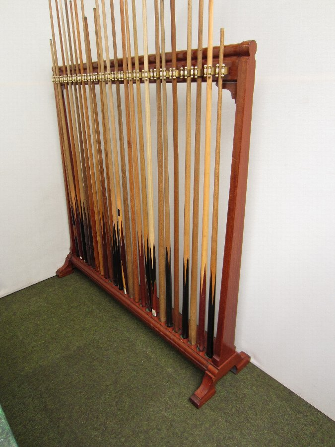 Thurston Billiard Cue stand