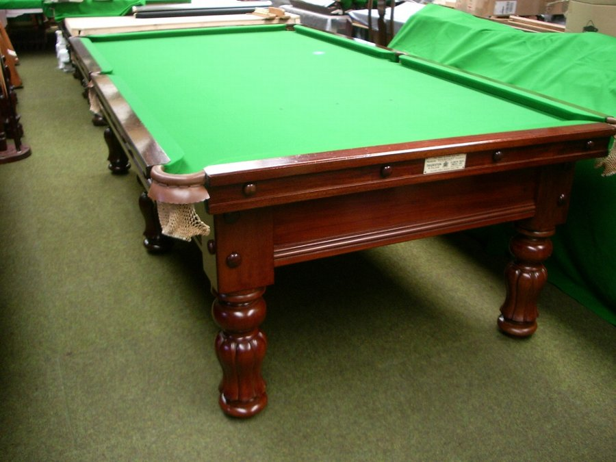 Thurston 9ft Billiard table