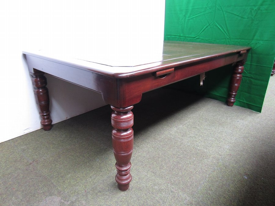 6ft - 7ft 'rollover' Billiard/Dining table