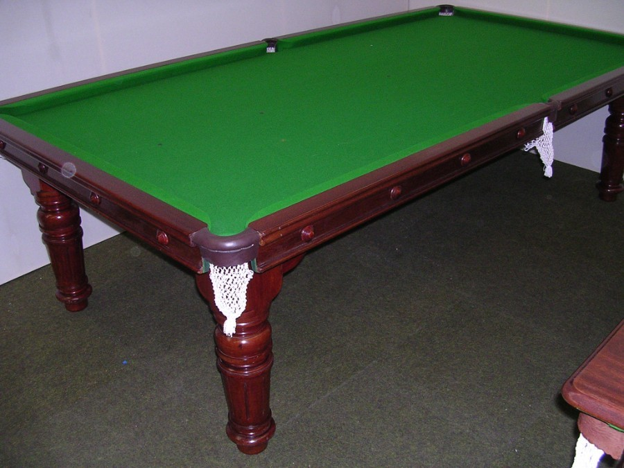 8ft x 4ft (half size) Riley Billiard/Dining table