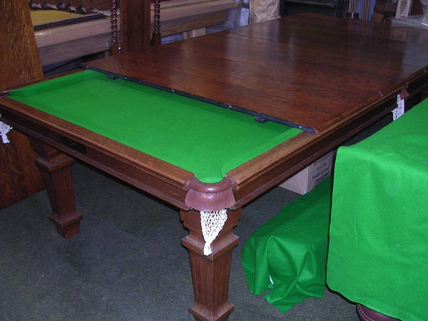 8ft RILEY Billiard/Dining Table in English Oak