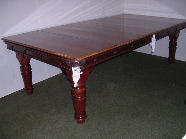 8ft x 4ft (half size) RILEY Billiards Dining Table