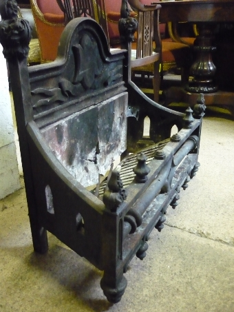 Antique Fire Grate