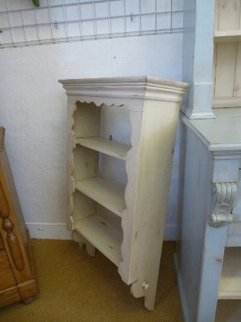 Antique Painted Shelves
