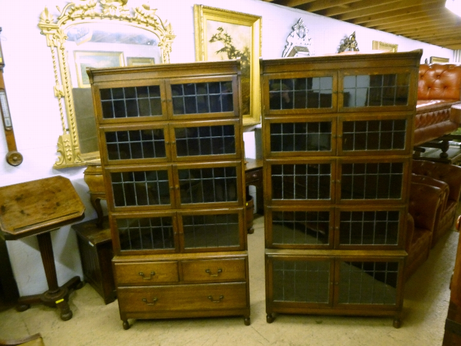 Antique Pair of Cabinets