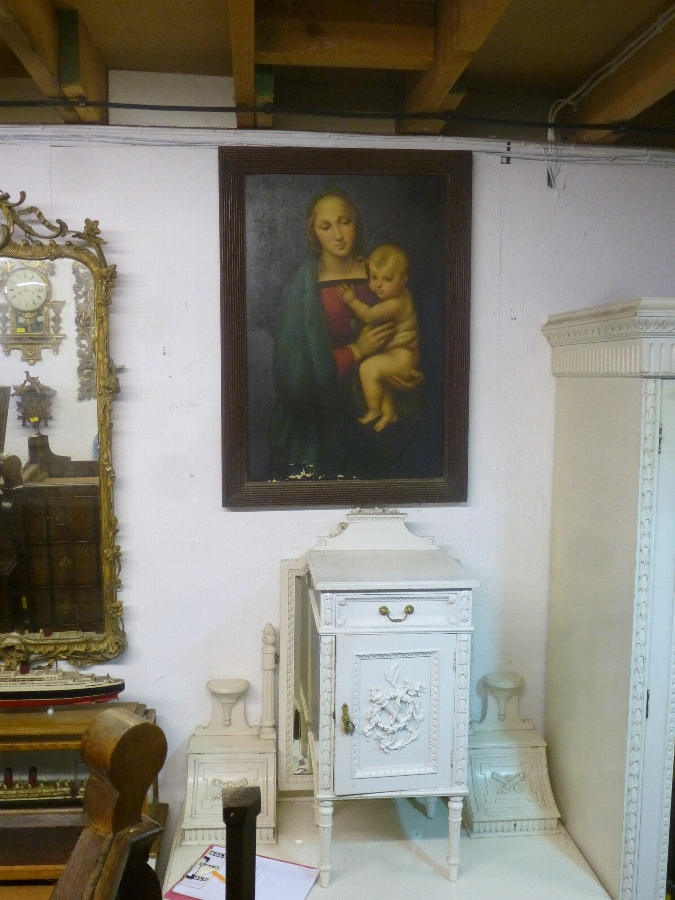 Antique Antique Painting